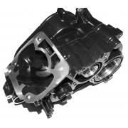 Coppia carter motore Rotax DD2, MONDOKART, Basamento Rotax DD2