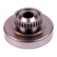 Clutch Bell with Sprocket Rotax DD2
