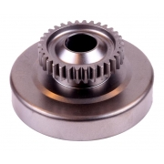 Campana Frizione con Pignone Rotax DD2, MONDOKART, Frizione