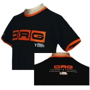 T-shirt CRG Black / Orange