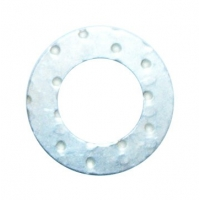 Silver Conrod Washer 18mm crank pin