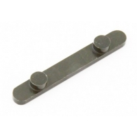 Key with 2 Pegs (D 7,4mm - INT 34mm - H 3mm)