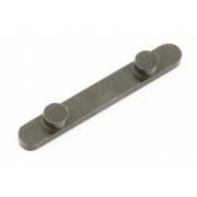 Chiavetta 2 Pioli (D 7,4mm - I 34mm - H 3mm), MONDOKART, Assali