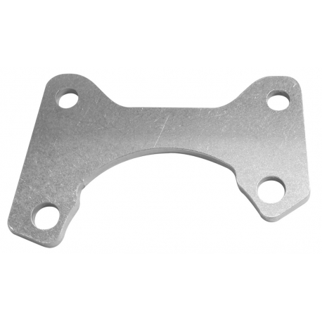 Rear caliper support plate V05 (variable pitch) CRG, mondokart
