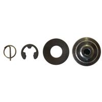 Brake Disc Pin complete Front V05 CRG
