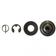 Brake Disc Pin complete Front V05 CRG, MONDOKART, Front Brake