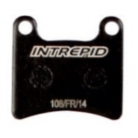 Manual brake pads Intrepid FRM