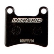 Manual brake pads Intrepid FRM, MONDOKART, Brake Discs Intrepid