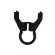 Caliper Support Front Intrepid R2-R1K, MONDOKART, Spindles &