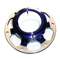 Brake Disc Hub rear aluminum PCR