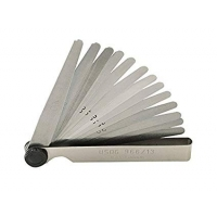 Feeler 20 Blades 0,05mm - 1,00mm