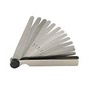 Spessimetro 20 Lame 0,05mm - 1,00mm, MONDOKART, Comparatori e