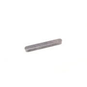 Stick original PCR axle 30 mm flat 50x6mm, MONDOKART, Axle &