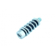 Pad retaining screw with PCR spring, mondokart, kart, kart