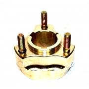 Mozzo Posteriore Magnesio assale 30mm x 40mm, MONDOKART, Per