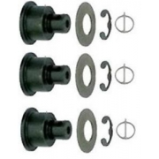Kit 3 Compasses complete front disc brake V05 CRG, MONDOKART