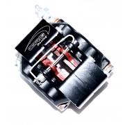 Pinza V05/UP anteriore completa Nera (ghisa) CRG, MONDOKART
