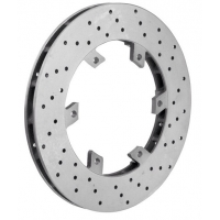 Rear brake disc 206 x 16 mm OTK TonyKart