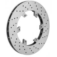 Rear brake disc 206 x 16 mm OTK TonyKart