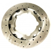 Rear Brake Disc CRG V11 KZ, MONDOKART, Rear brake disc Ven09