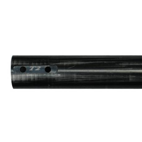 Axle 50 T2 + R Black KZ, MONDOKART, Axles CRG