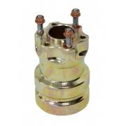 Radstern Hinten 50mm x 115 - 8A Magnesium HQ BirelArt