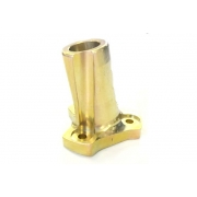 Titan Wheel Hub Intrepid / Gold tilted, MONDOKART, Steering