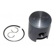 Pistone completo Minirok 60cc Vortex, MONDOKART, Pistoni