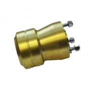 Buje Trasero 50x105 magnesio CRG - 2 tornillos, MONDOKART