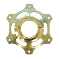Sprocket Carrier Holder 50mm gold MAGNESIUM CRG