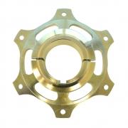 Portacorona 50mm CRG Magnesio Oro GOLD, MONDOKART, kart, go