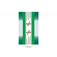 Adesivo Carrello portakart OTK TonyKart cromato