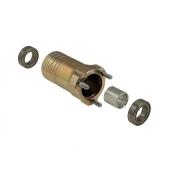 Moyeu HST magnésium L 110 mm complète OTK TonyKart, MONDOKART