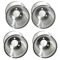 Aluminium Rims Wheels Set Rain 130-180 (standard fitting)