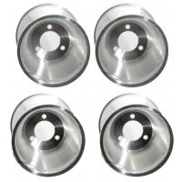 Juego Set Llantas aluminio Rain 130-180 (ajuste estándar)