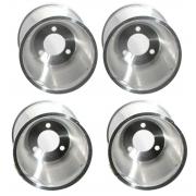 Aluminium Felgen Satz Regen 130-180 (serienmäßig), MONDOKART