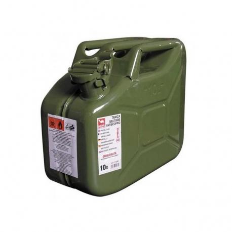 Benzintank 10L, MONDOKART, Krüge, Dosen & Messbecher