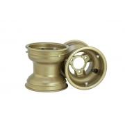 Wheel AXP 130 mm Aluminum OTK TonyKart, MONDOKART, Rims &