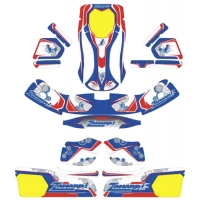 Sticker Kit Bodyworks NA3 Zanardi (type CRG)
