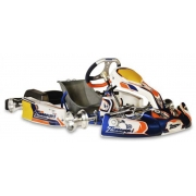 Kit adesivi carenature MINI Zanardi (tipo CRG), MONDOKART