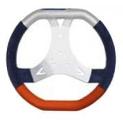 Steering Wheel 360mm Zanardi, MONDOKART, Fairings Zanardi