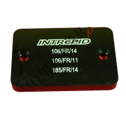 Pump tank cover Intrepid, mondokart, kart, kart store, karting