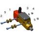 Bremspumpendicke 8.5 x 18 x 5 IPK, MONDOKART, kart, go kart