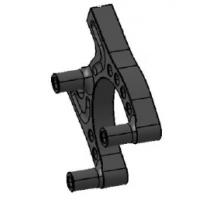 Unterstützung Hinterradbremse 187mm IPK - Praga - Formula K - OK1 - RBS V2