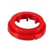Casquillo de 40 mm rojo centrado (hubs), MONDOKART, kart, go