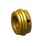 Bague 30mm Vis Fixation Parechoc arriere IPK - Formula K -