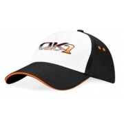 Casquette OK1 IPK, MONDOKART, kart, go kart, karting, pièces