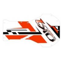 Adesivo Pianale Racing EVO IPK OK1