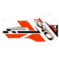 Boden-Platten-Aufkleber Racing EVO IPK OK1