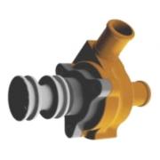 Wasserpumpe IPK - Formula K - Praga - OK1, MONDOKART, kart, go